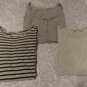 Long Sleeve Shirt Bundle